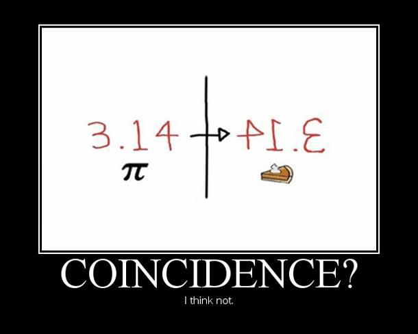 Coincidence? I thinknot!