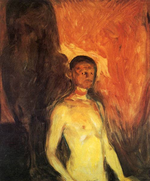 self-portrait-in-hell-1903