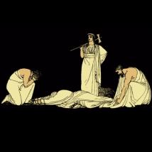 The Murder of Agamemnon: Oresteia