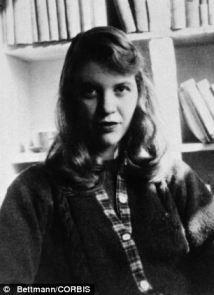 Sylvia Plath: Wikimedia Commons